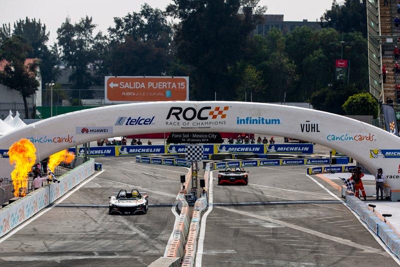 Esteban Gutierrez, Sebastian Vettel, VUHL 05 ROC