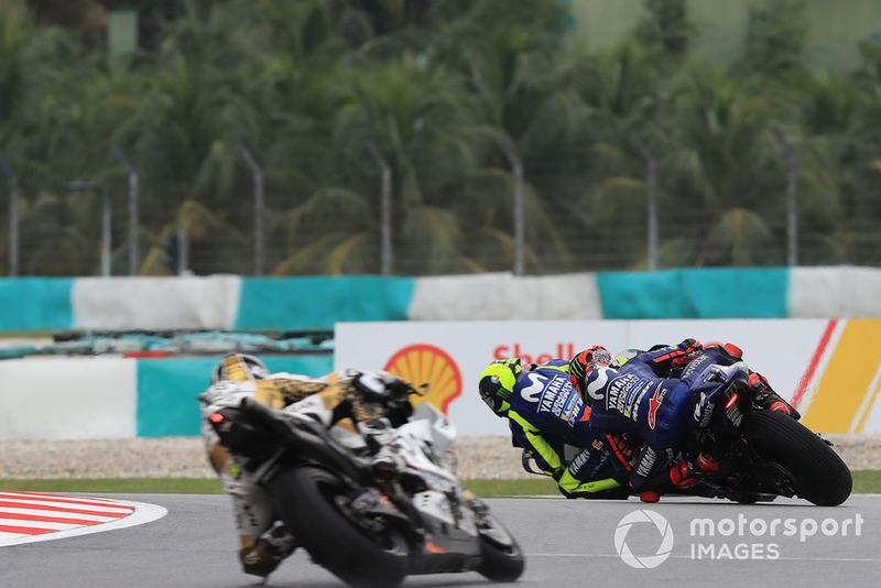 Валентино Россі, Маверік Віньялес, Yamaha Factory Racing, Альваро Баутіста, Angel Nieto Team