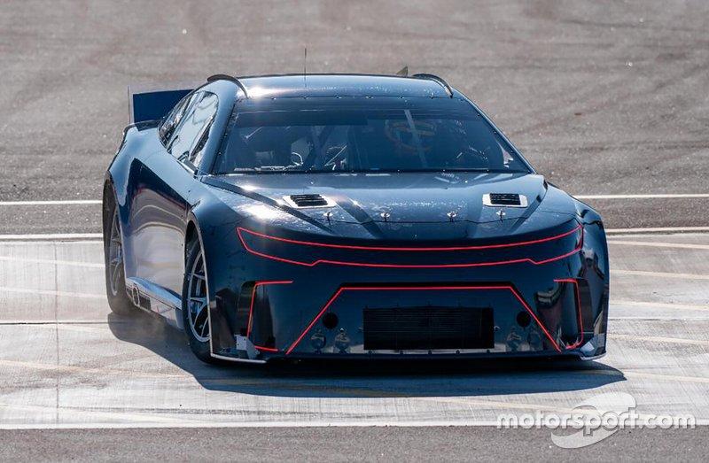 Next-generation stock car test