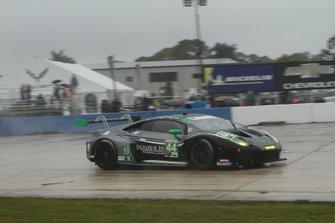 #44 Magnus Racing Lamborghini Huracan GT3: John Potter, Andy Lally, Spencer Pumpelly