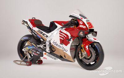 LCR Honda - Prezentacja