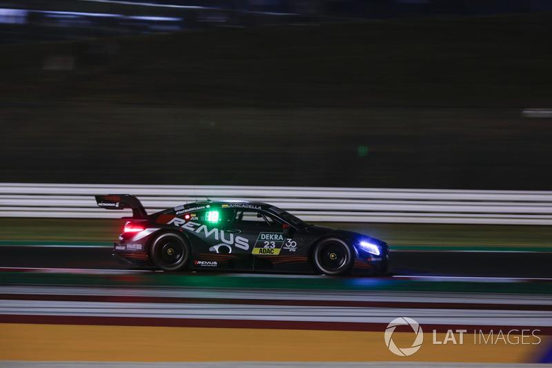 DNF Daniel Juncadella, Mercedes-AMG Team HWA, Mercedes-AMG C63 DTM