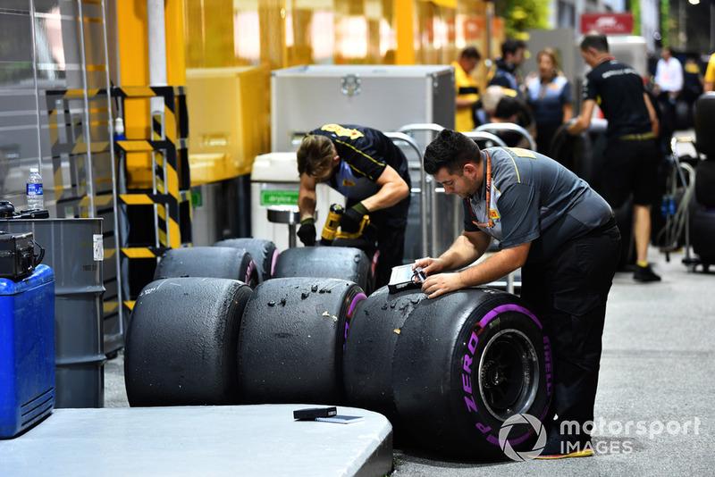 Teknisi Pirelli