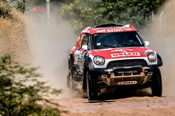 #316 X-Raid Team Mini: Jakub Przygonski, Tom Colsoul