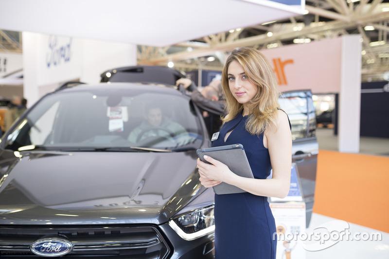 Modelo del Motor Show