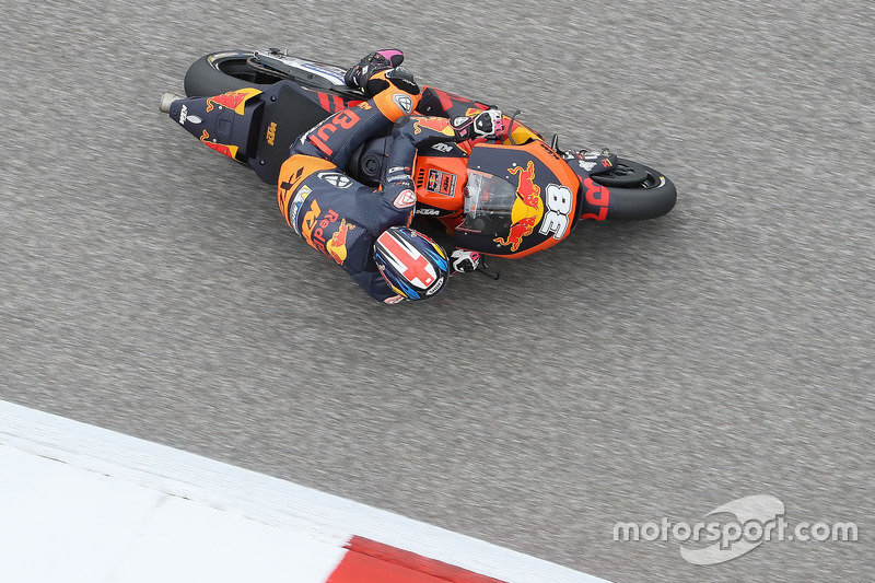 16. Bradley Smith, Red Bull KTM Factory Racing