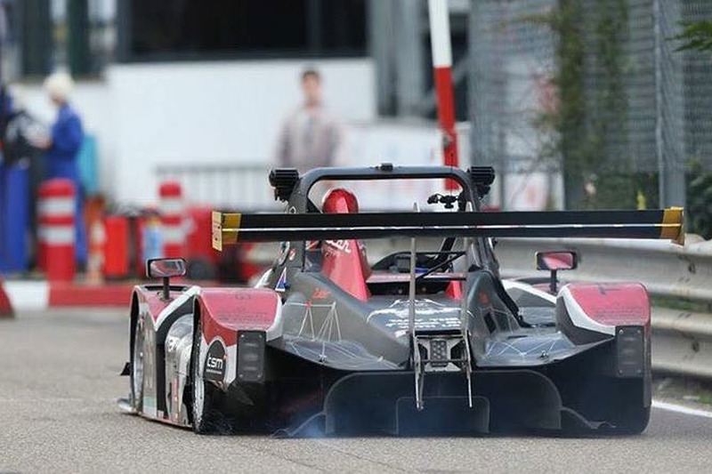 Marc Weber, Nico Stuerzinger, Mike Fenzl, Ligier JS53 EVO2, Pieder Decurtins, T2 Racing Switzerland
