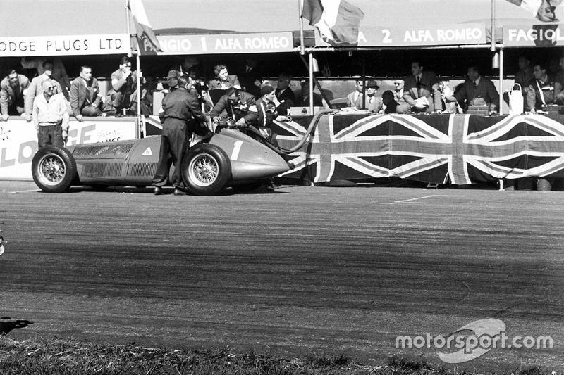 GP de Gran Bretaña 1955