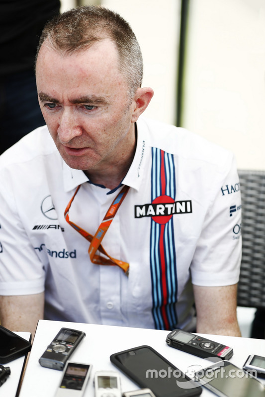 Paddy Lowe, Williams F1