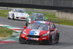 #58 VDS Racing Adventures, MARC Focus V8: Raphael van der Straten, Pierre Dupont, Jose Close