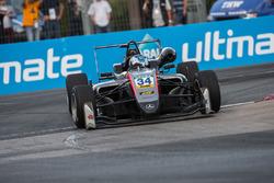 Джейк Х'юз, Hitech Grand Prix, Dallara F317 - Mercedes-Benz