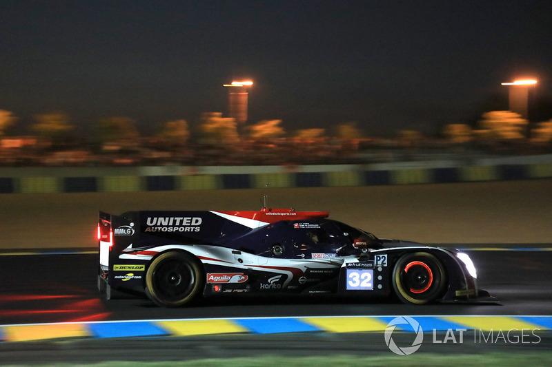 15. LMP2: #32 United Autosports, Ligier JS P217 Gibson