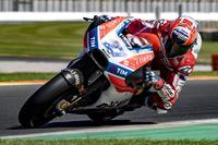 Casey Stoner, Ducati-Testfahrer