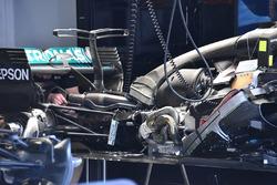 Mercedes AMG F1, il motore