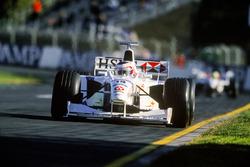 Rubens Barrichello, Stewart SF2 Ford