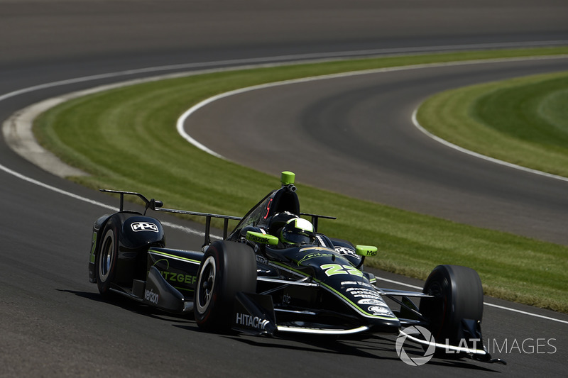 18. Juan Pablo Montoya, Team Penske Chevrolet