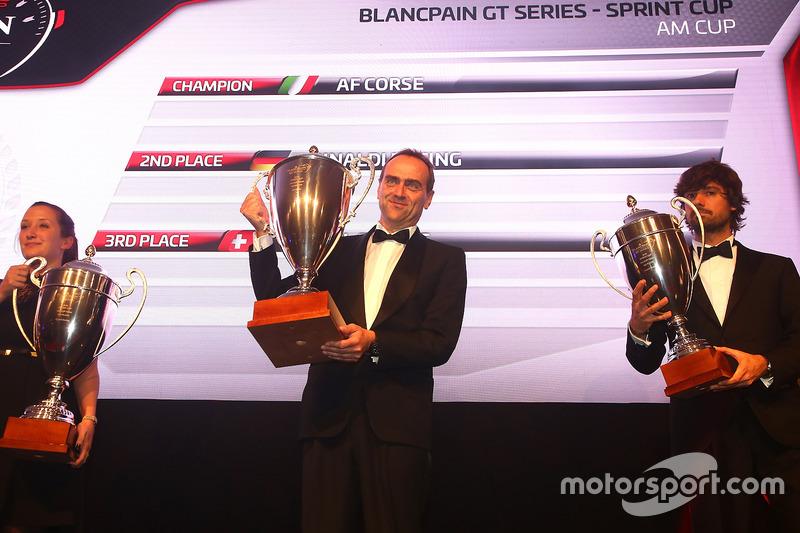 2016 Copa Sprint AM equipos, AF Corse, primer lugar