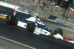 Jean Alesi, Tyrrell 019 Ford