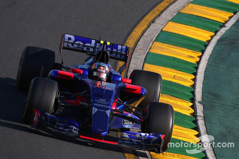 Carlos Sainz Jr, Scuderia Toro Rosso, STR12