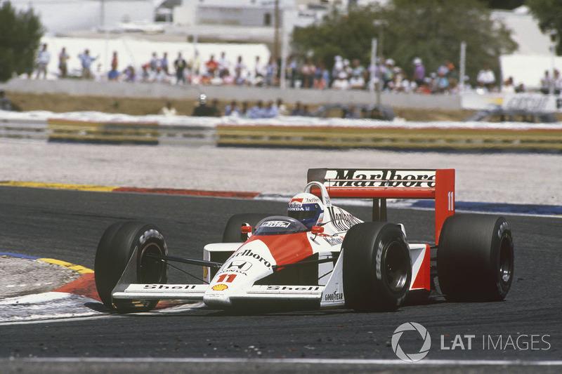 Alain Prost, McLaren MP4/4-Honda
