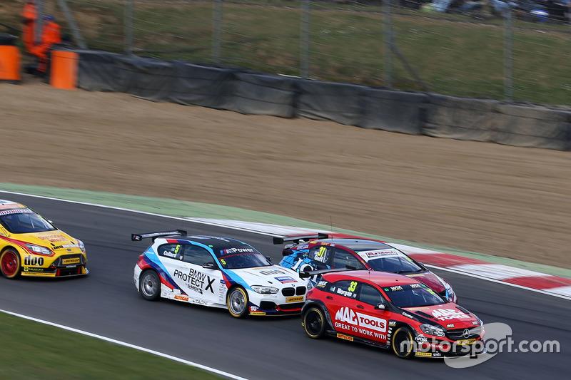 Adam Morgan, Ciceley Motorsport with Mac Tools, Mercedes Benz A-Klasse