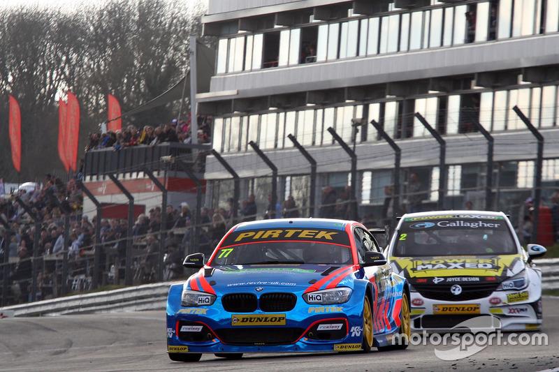 Andrew Jordan, BMW Pirtek Racing BMW 125i M Sport