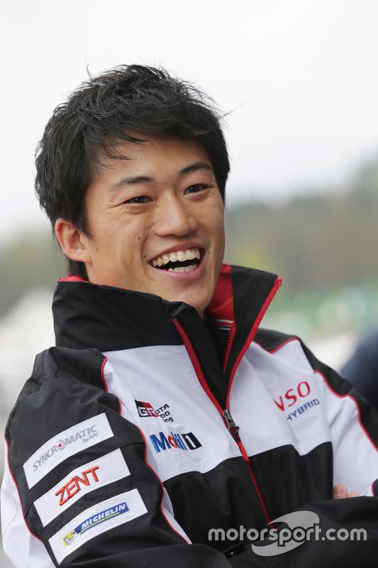 Yuji Kunimoto, Toyota Gazoo Racing