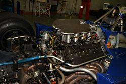 Cosworth-V8 -Motor