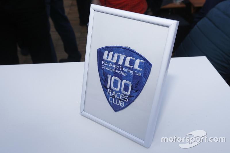 100. Rennen für Tom Chilton, Sébastien Loeb Racing