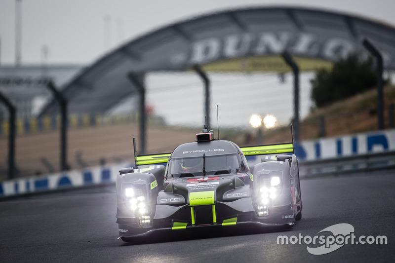 #4 ByKolles Racing Team - LMP1