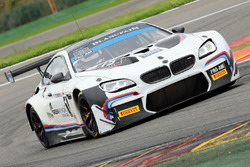 #15 BMW Team Italia BMW M6: Max Koebolt, Stefano Colombo, Giorgio Roda