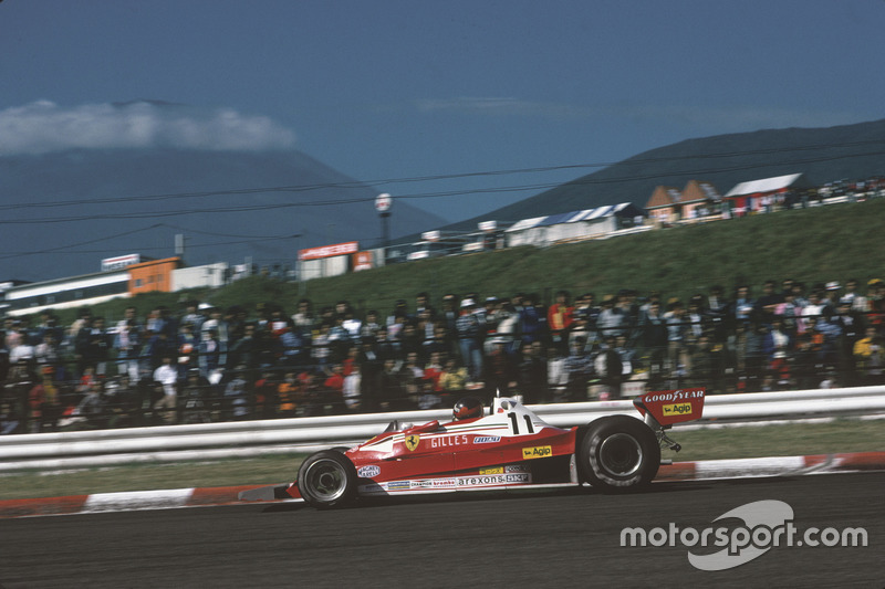 1977: Insiden fatal melibatkan Villeneuve
