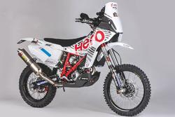 Speedbrain 450, Hero MotoSports Team Rally