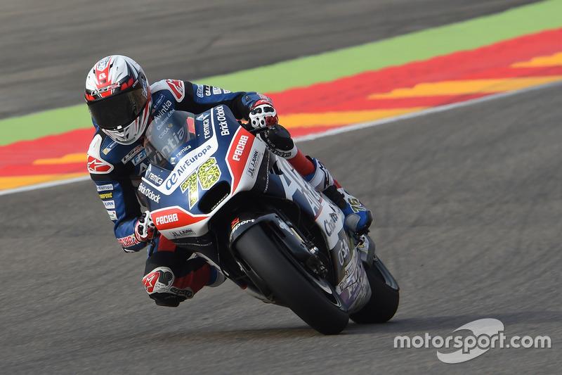 20. Loris Baz, Avintia Racing
