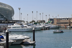 Marina and boats