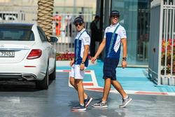 Felipe Massa, Williams and Lance Stroll, Williams