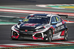 Esteban Guerrieri, ALL-INKL.COM Münnich Motorsport Honda Civic Type R TCR