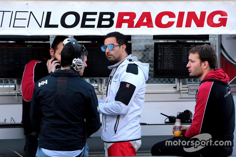 Меди Беннани, Sébastien Loeb Racing