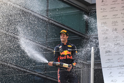 Winnaar Daniel Ricciardo, Red Bull Racing