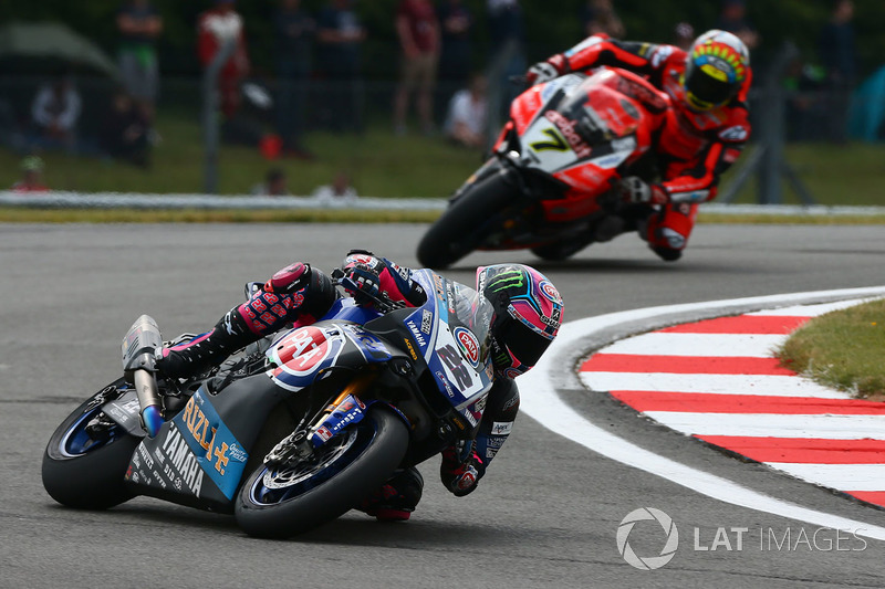 Alex Lowes, Pata Yamaha, Chaz Davies, Aruba.it Racing-Ducati SBK Team