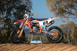 La moto di Jeffrey Herlings, KTM Factory Racing