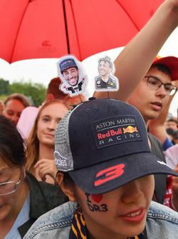 Fan van Daniel Ricciardo, Red Bull Racing