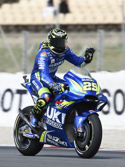 Андроеа Янноне, Team Suzuki MotoGP