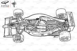 Illustration de la Ferrari F1-90 (641)