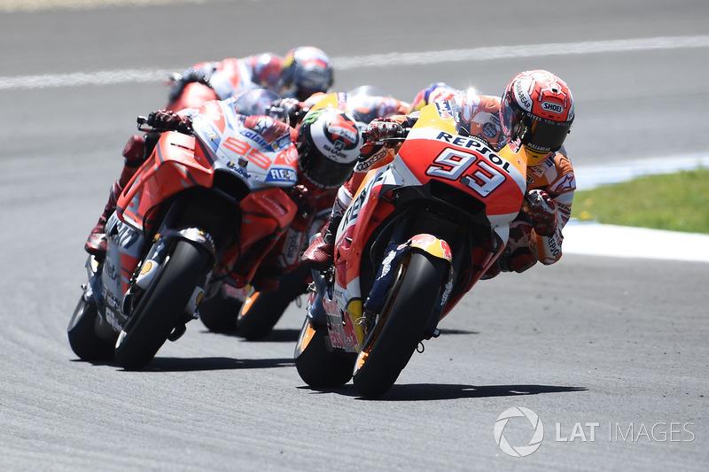 #4 GP d'Espagne - Victoire : Marc Márquez