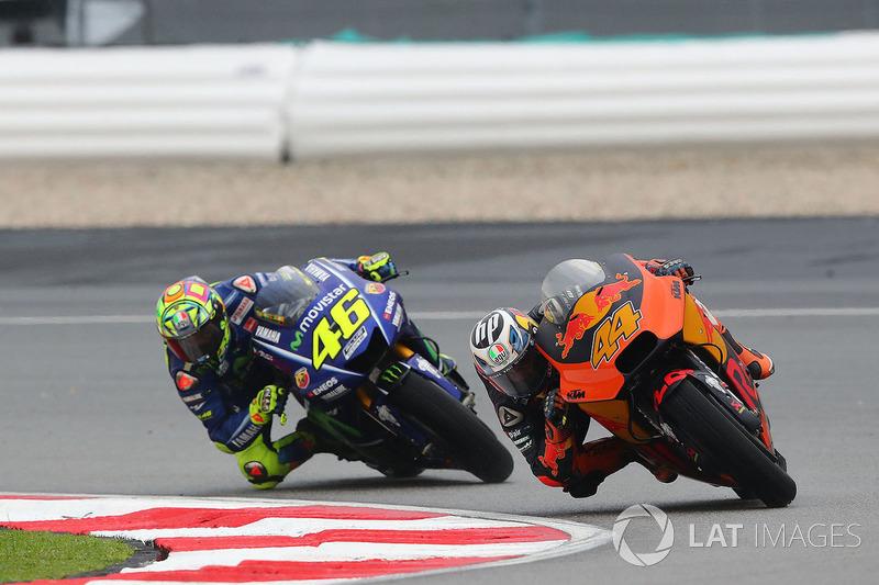 Pol Espargaro, Red Bull KTM Factory Racing, Valentino Rossi, Yamaha Factory Racing