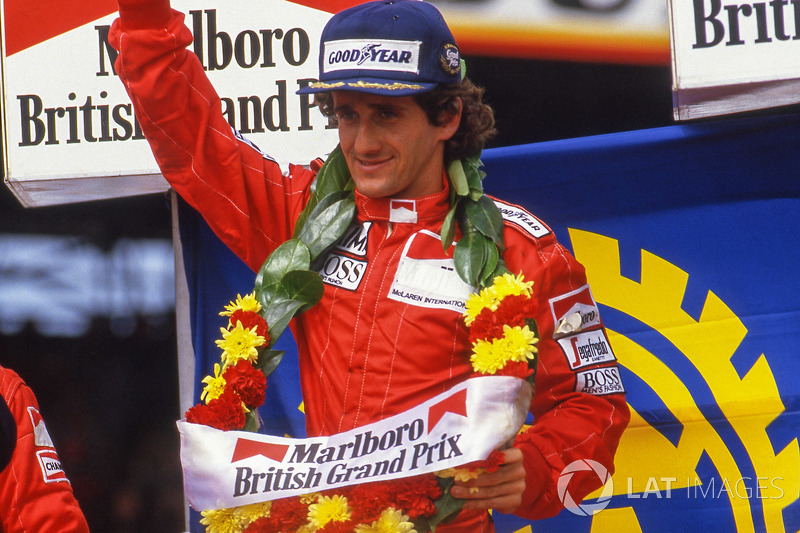 Grande-Bretagne 1985 : Laffite sauvé!