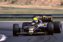 Айртон Сенна, Lotus 98T