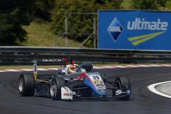 Алекс Палоу, Hitech Bullfrog GP, Dallara F317 Mercedes-Benz