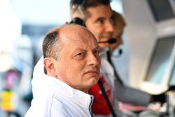 Frederic Vasseur, Alfa Romeo Sauber F1 Team, Team Principal